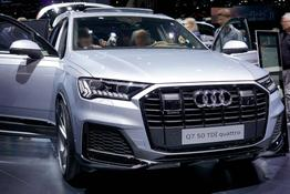 Audi Q7      45 TDI quattro tiptronic S line