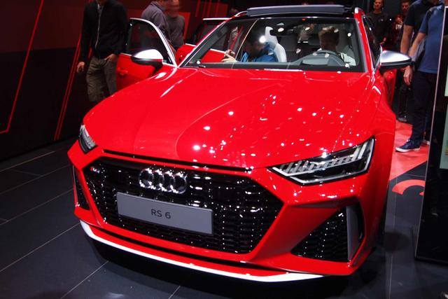 Audi RS 6 Avant RS6 4.0 TFSI tiptronic quattro