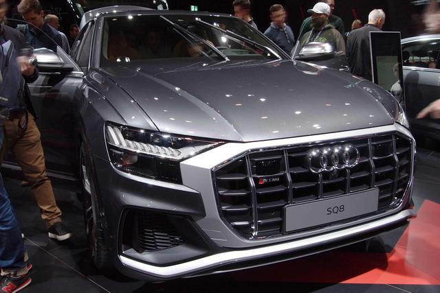 Audi SQ8 - TDI quattro tiptronic