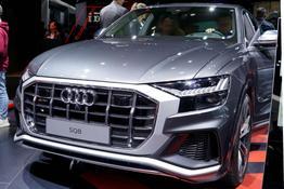 Audi SQ8, Das Bild ist ein beliebiges Beispiel der frei konfigurierbaren Modellreihe