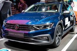 Volkswagen Passat Variant      2.0 TSI OPF DSG 4Motion Alltrack