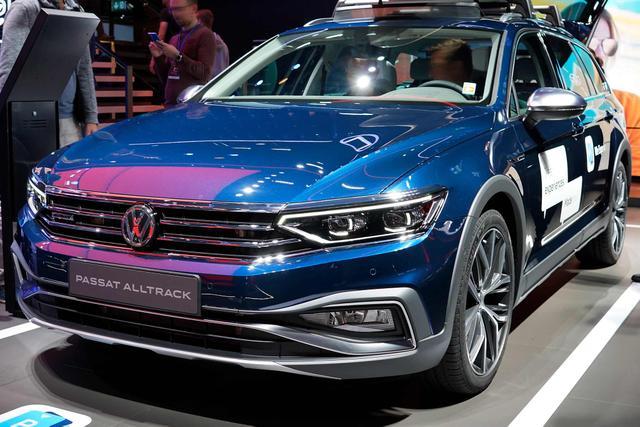 Volkswagen Passat Variant 2.0 TDI SCR 147kW DSG 4Motion Alltrack