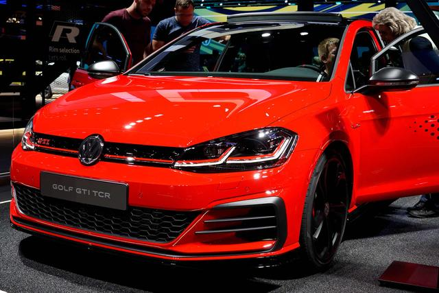 Volkswagen Golf - GTI 2.0 TSI 245PS/180kW DSG7 2021