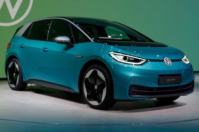 Volkswagen ID.3 Pro Performance 58 kWh 150 kW Max