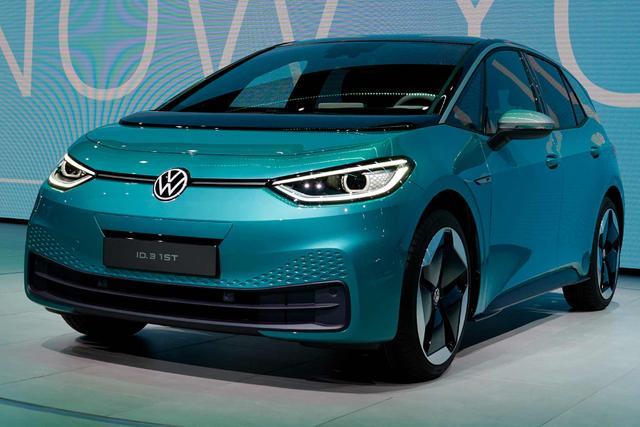 Volkswagen ID.3 Pro S 77 kWh 150 kW 4-Sitzer