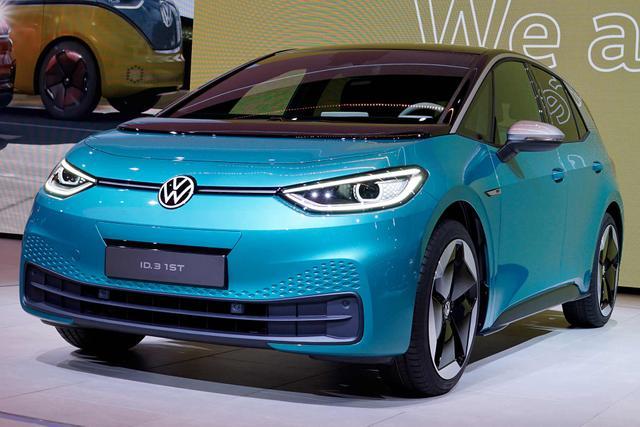 Volkswagen ID.3 Pro S 77 kWh 150 kW 5-Sitzer