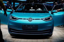 Volkswagen ID.3, Das Bild ist ein beliebiges Beispiel der frei konfigurierbaren Modellreihe