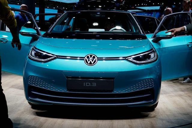 Volkswagen ID.3 Pro Performance 58 kWh 150 kW