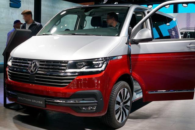Volkswagen Multivan 6.1 - Comfortline kurz 2.0 TDI 110PS/82kW 5G 2021 Bestellfahrzeug frei konfigurierbar