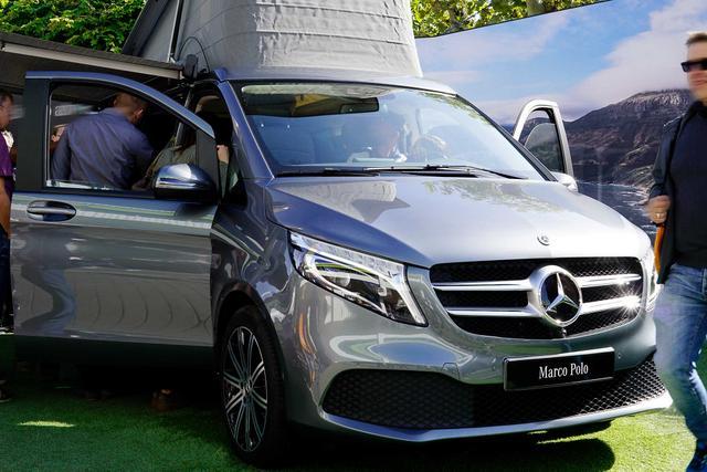 Mercedes-Benz V-Klasse Marco Polo