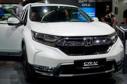 Honda CR-V      2.0 i-MMD Hybrid 2WD Sport Line eCVT