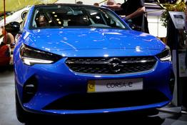 Opel Corsa      100KW Elegance