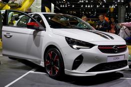Opel Corsa      100KW Edition