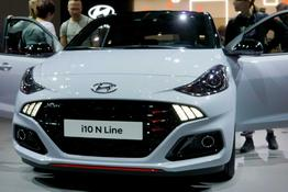 Hyundai i10      1.0 T-GDI N Line