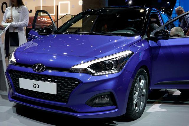 Hyundai i20 1.2 62kW Pure