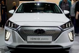 Hyundai IONIQ, Das Bild ist ein beliebiges Beispiel der frei konfigurierbaren Modellreihe