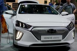 Hyundai IONIQ      1.6l GDi HYBRID