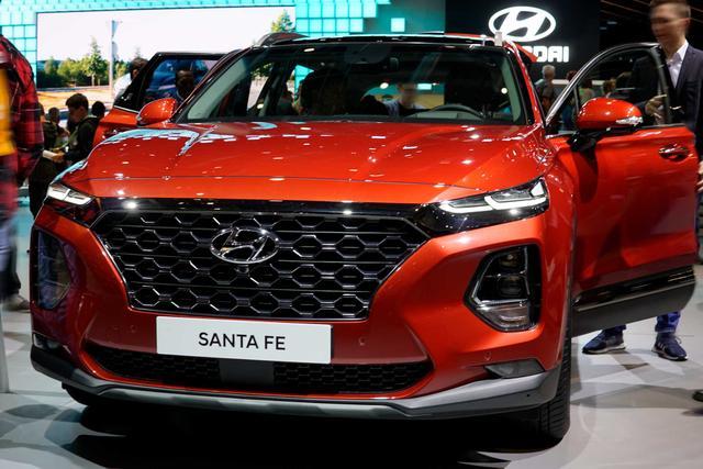 Hyundai Santa Fe      1.6 T-GDI Hybrid Trend 2WD Auto Seven