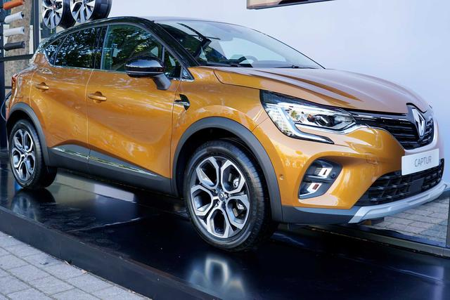Renault Captur - Intens 1.0 TCe 100PS/74kW 5G 2020