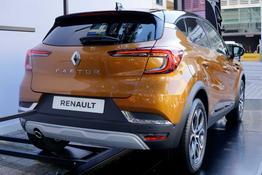 Renault Capture, Das Bild ist ein beliebiges Beispiel der frei konfigurierbaren Modellreihe