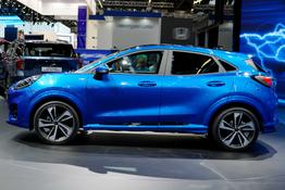 Ford Puma, Das Bild ist ein beliebiges Beispiel der frei konfigurierbaren Modellreihe
