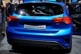 Ford Focus, Das Bild ist ein beliebiges Beispiel der frei konfigurierbaren Modellreihe