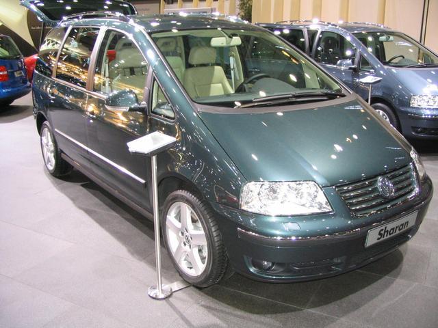 Bestellfahrzeug, konfigurierbar Volkswagen (EU) Sharan - Comfortline 7-Sitzer 1,4 TSI 150 PS, Schaltgetriebe