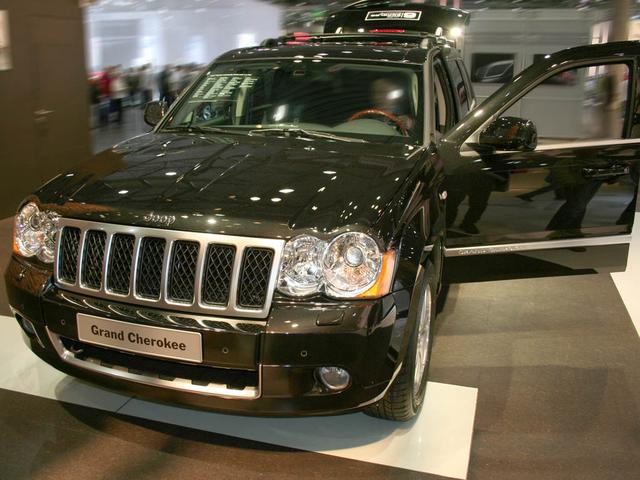 Jeep Grand Cherokee - 3.0l V6 MultiJet 140kW Laredo Automatik
