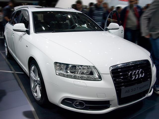 Audi A6 - Standard