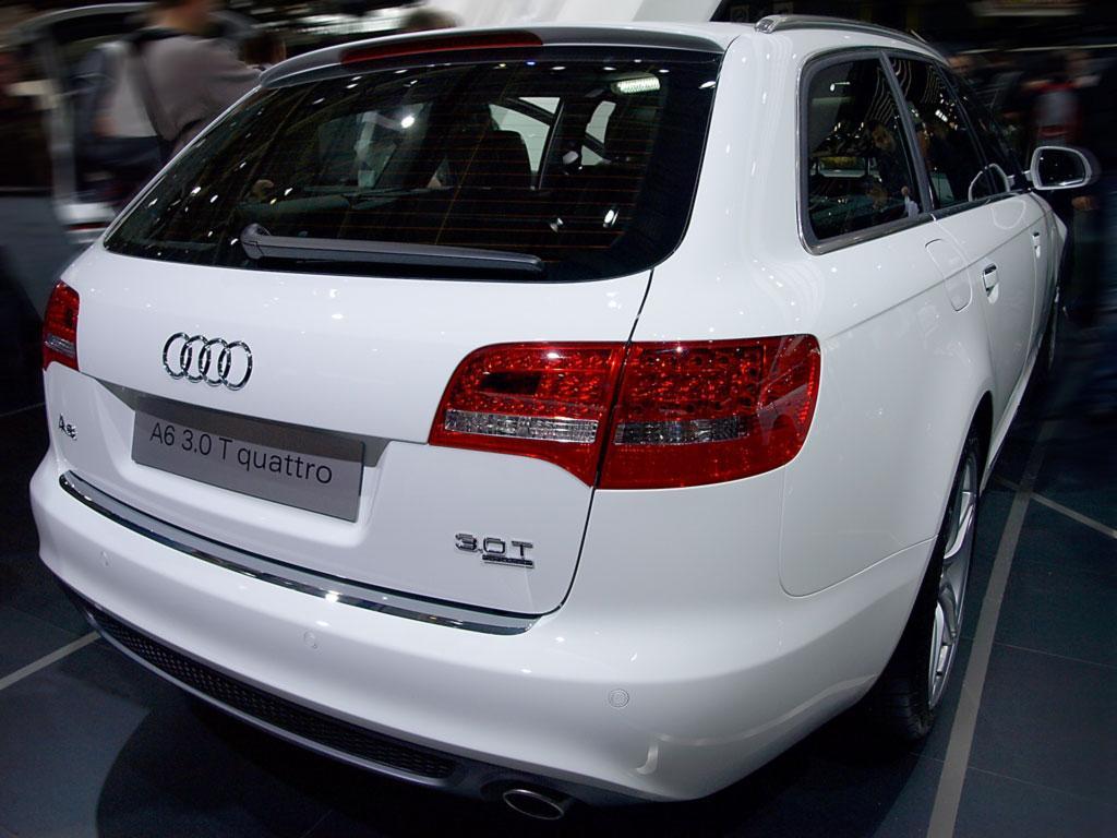 Audi a6 standard mit rabatt kaufen for Audi a6 breite mit spiegel