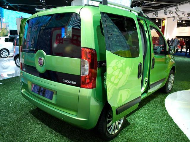 Fiat Qubo - 1.4 8V Pop