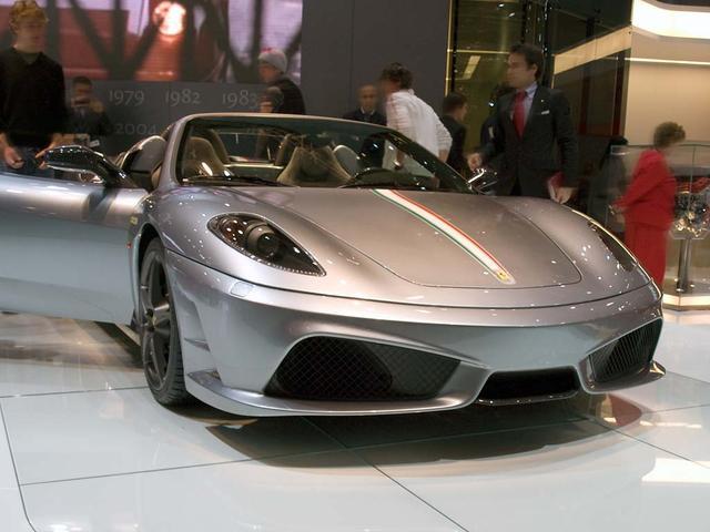 Ferrari 488 Cabriolet - Spider