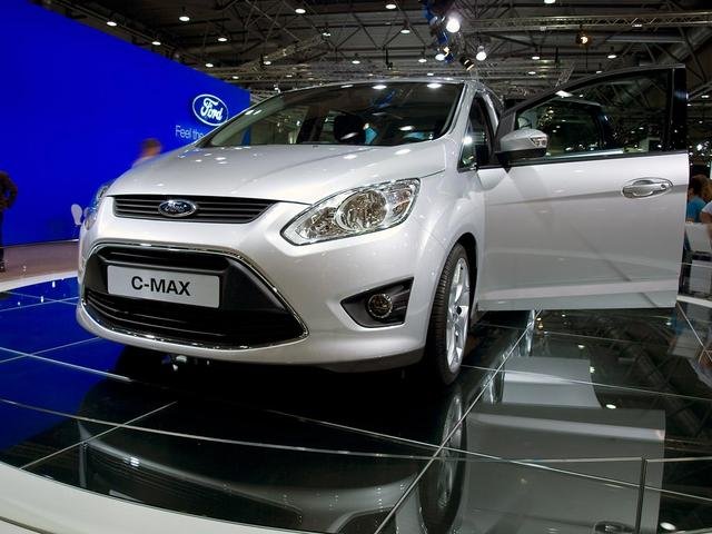 Ford C-MAX - 1,0 EcoBoost 74kW Cool & Connect