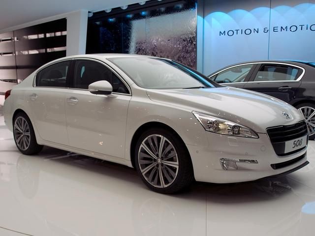 Peugeot 508 - Active -Lager-