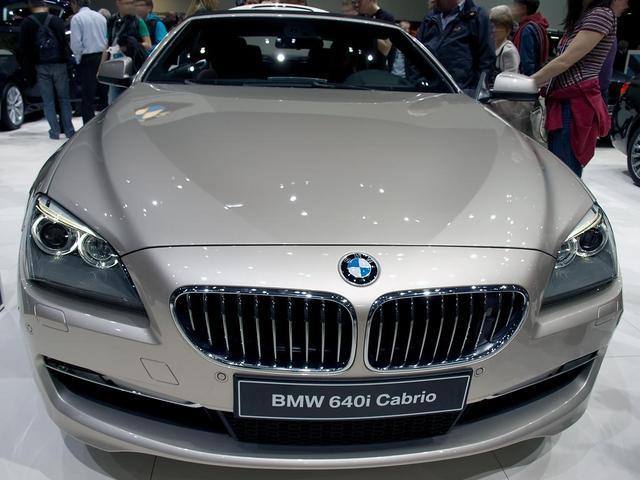 BMW 6er Cabrio - 650i