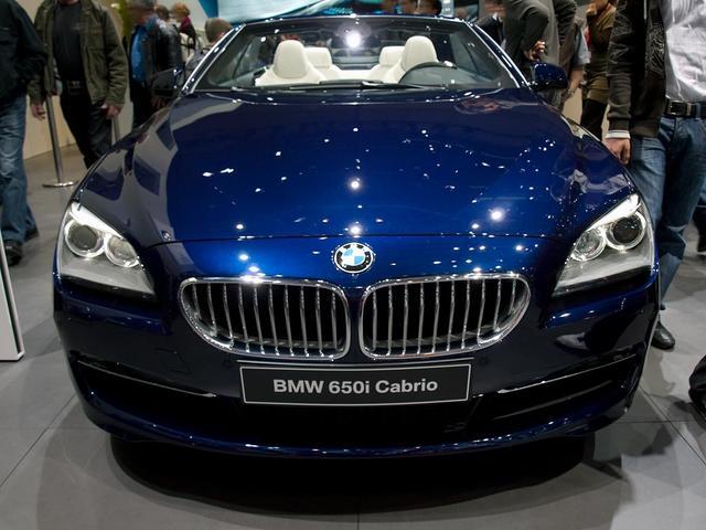 BMW 6er Cabrio - 640i