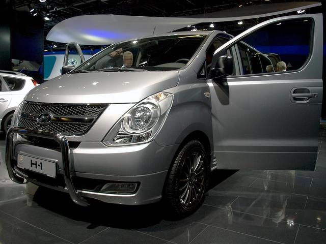 Hyundai H-1 Kombi - 2.5CRDi 85kW Travel Selection