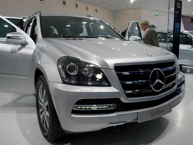 Mercedes-Benz GLS - 350 d 4MATIC