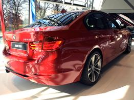 BMW 3er Limousine      330i Sport Line Automatic