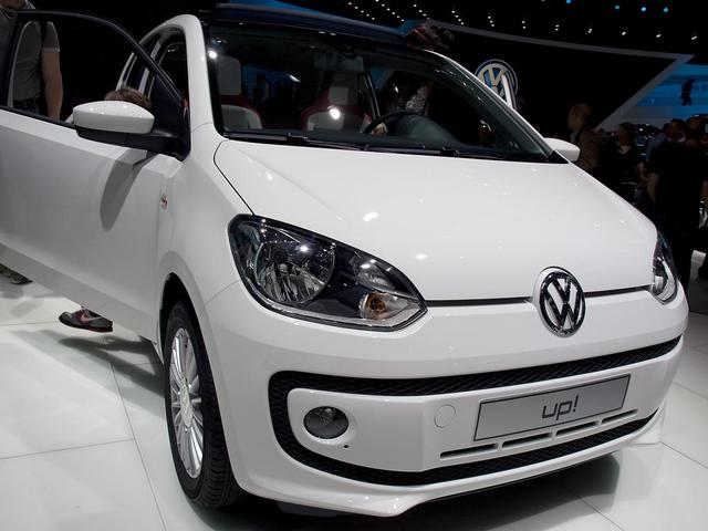 Volkswagen up! - take up! 1,0 44kW/60PS 5-Gang
