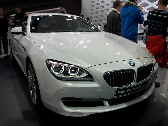 BMW 6er Gran Coupé - 640i