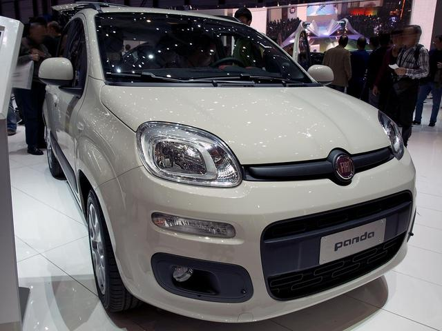 Fiat Panda - 0.9 8V TwinAir EASY Natural Power