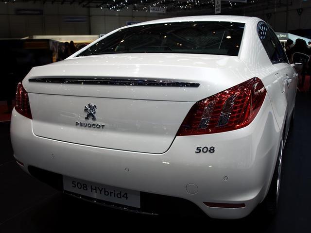 Peugeot 508 - Active