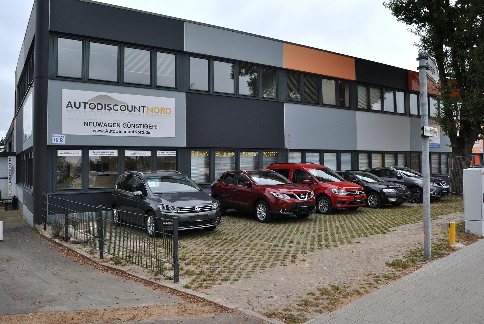 AutoDiscountNord - Individuelle Neufahrzeuge  zu TOP-Konditionen!