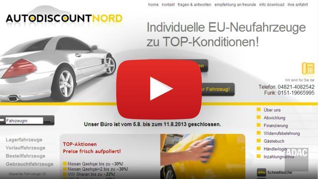 ADAC Test: Neuwagenkauf im Internet
