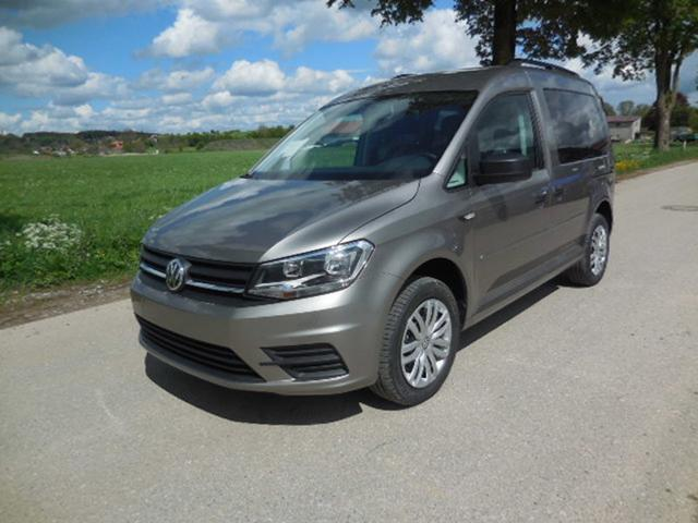 Volkswagen (EU) Caddy - Family 1,4 TSI 125 PS, Navi, Sitzh., Kamera...