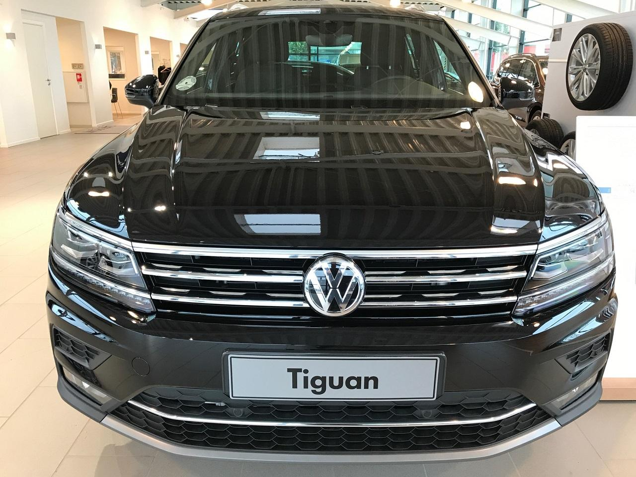 volkswagen eu tiguan comfortline 2 0 tdi scr 150 ps dsg. Black Bedroom Furniture Sets. Home Design Ideas