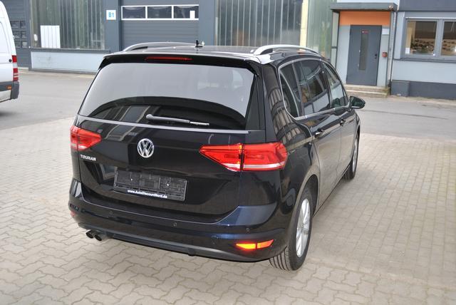 Volkswagen (EU) Touran Comfortline 1,5 TSI 150 PS, Schaltgetriebe