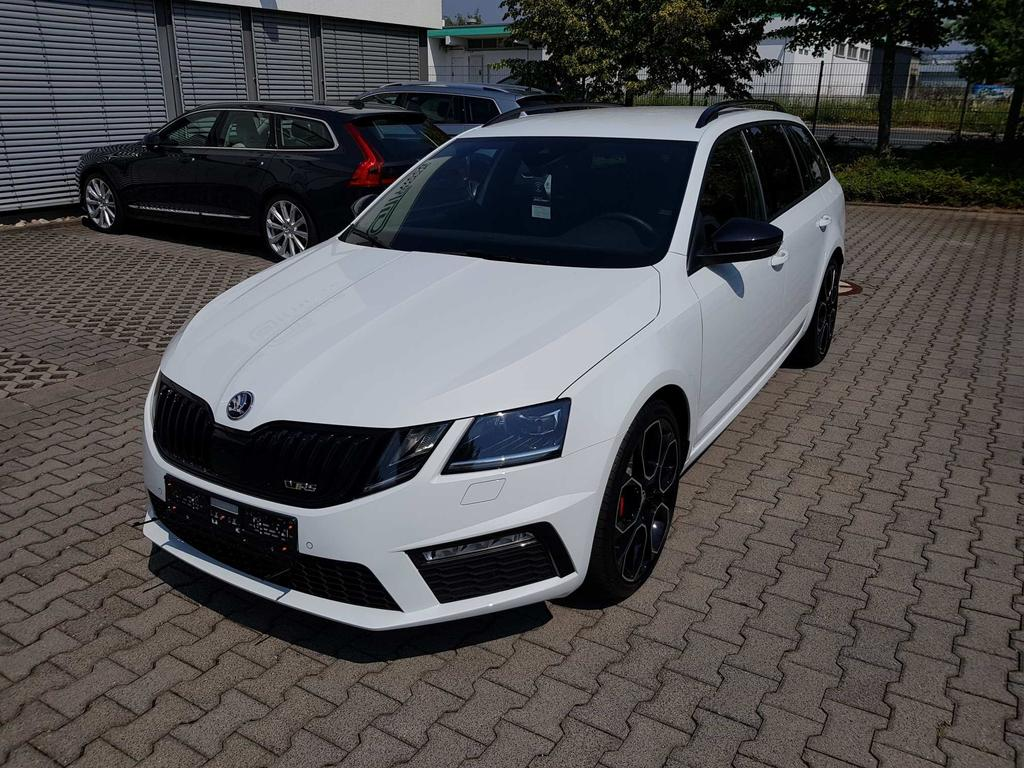 skoda octavia combi rs 245 2 0tsi 180kw 245ps dsg 6 gang. Black Bedroom Furniture Sets. Home Design Ideas