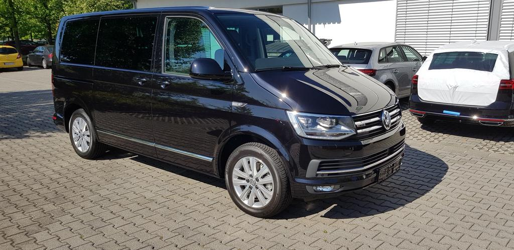 volkswagen t6 multivan highline 2 0tdi 4motion 150 kw 204. Black Bedroom Furniture Sets. Home Design Ideas